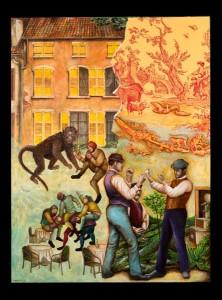 #518 - Monkey Games
